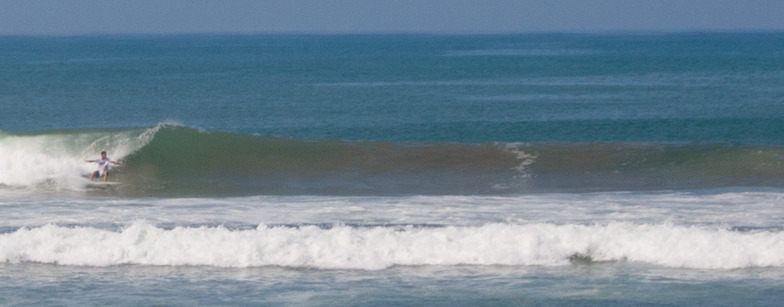 Playa Bonfil break guide
