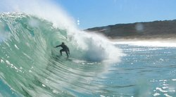 Soo pitted, Boodjidup Beach photo