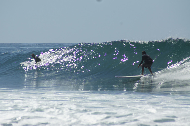 El Pescadero surf break