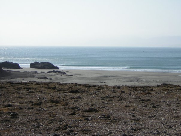 Puerto Caballas surf break
