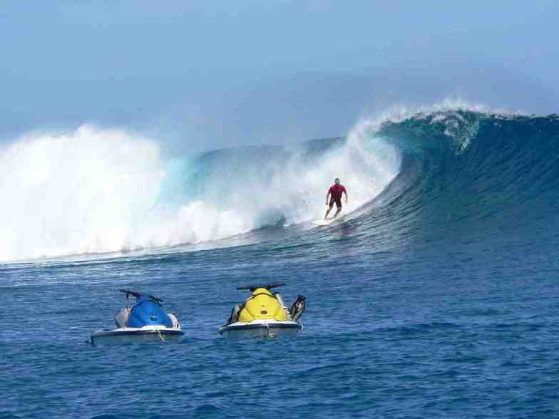 Natadola Beach surf break