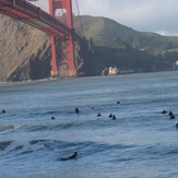 Misc Surfers Feb 2010, Fort Point
