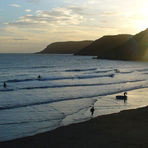 Gower Surf, Caswell Bay