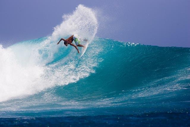 Tenia surf break