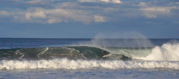Tathra surf break