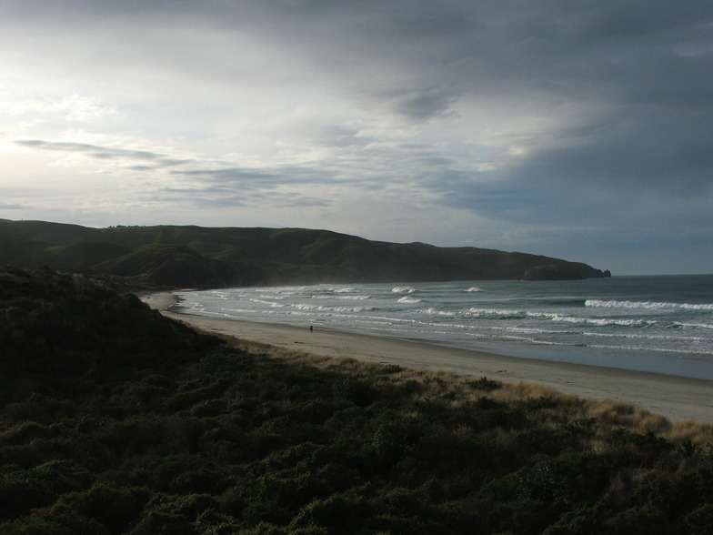 Otago Peninsula - Allans Beach break guide