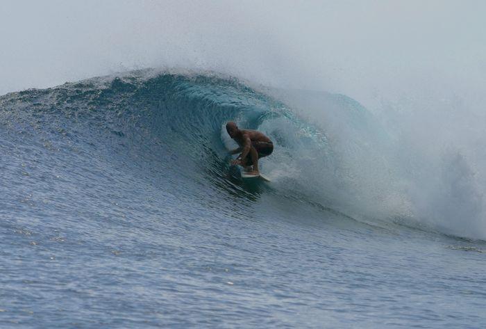 Melekeok (Babelthuap) surf break