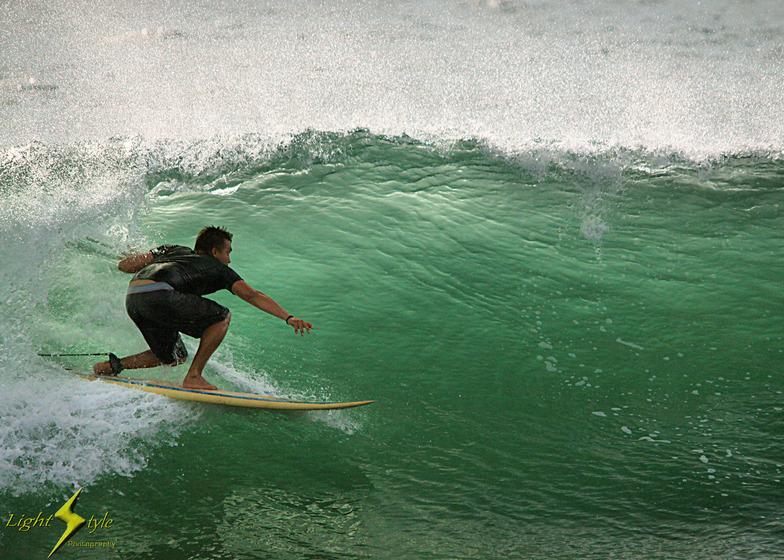 San Pancho (San Francisco) surf break
