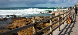 Winter In Bronte, Bronte Beach photo