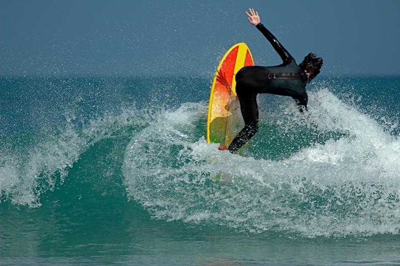 Vero Beach Pier surf break
