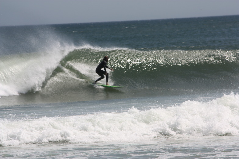 Nauset Beach surf break