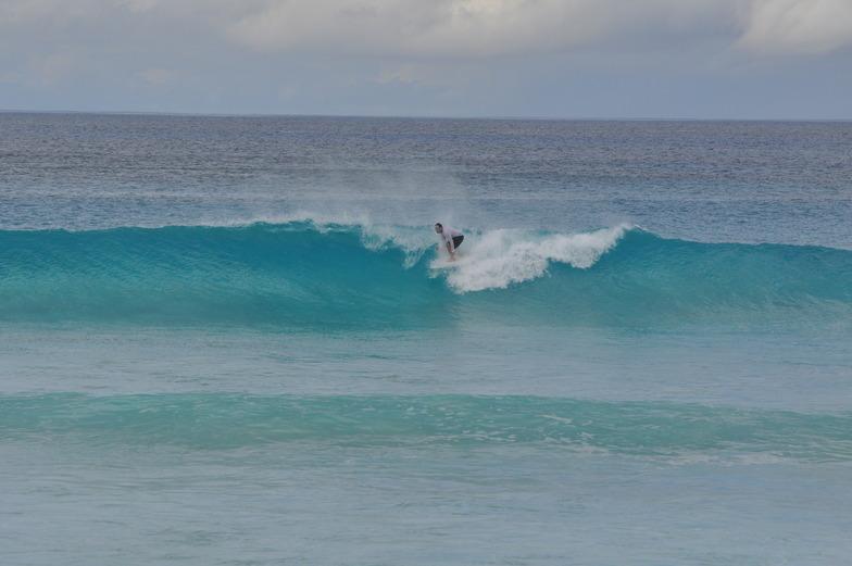 1st Street Jetty surf break
