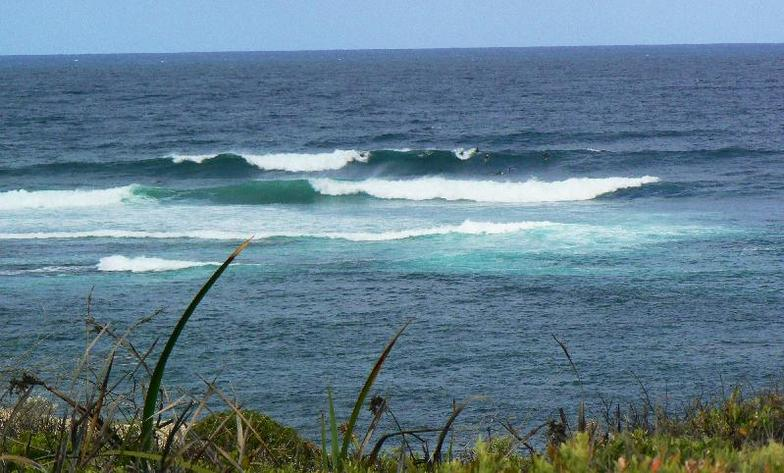 Margaret River Mains, Big Rock