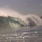 Leighton Barrel, Leighton Beach