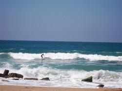 Still on that magical ride on a wave, Nahum Sokolow (Nahariya) photo