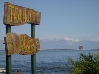 Teahupoo Morea French Polynesia 2006