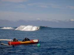 Teahupoo Morea French Polynesia 2006 photo
