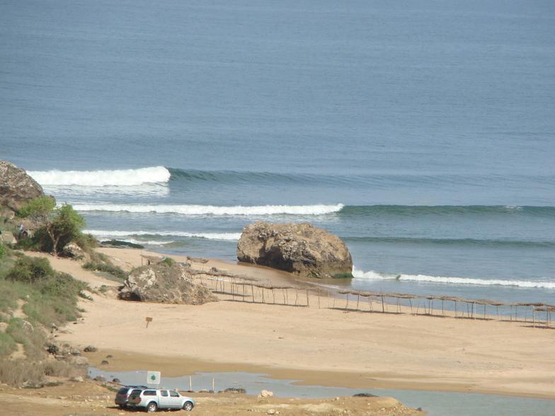 Cabo Ledo break guide