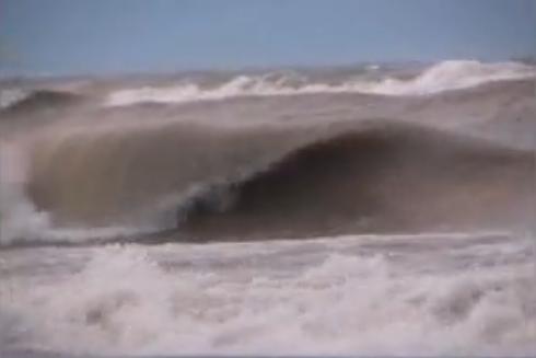 Chicago Breaks surf break