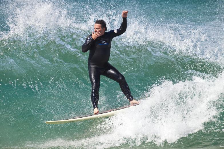 Anzacs surf break