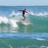 Dancing over the waves, El Sardinero - Primera
