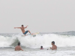 Big Wave Bay  photo