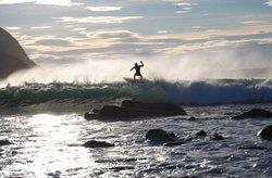Blake Sands, Alnes Lighthouse photo