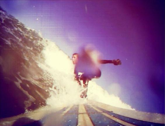 Dunbar/Belhaven Bay surf break