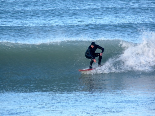 Small Spring Swell, Scarborough