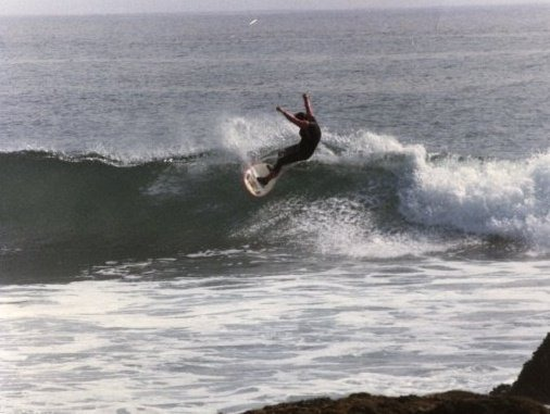 K-38 surf break