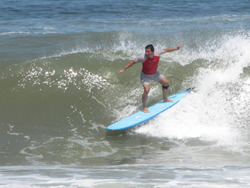 a good day surfing, Pampilla photo