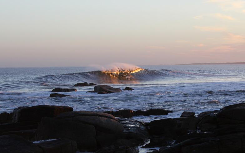 Jose Ignacio surf break