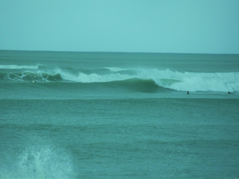 Te Awanga surf break