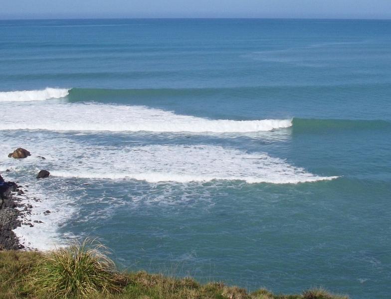 Cray Bay surf break