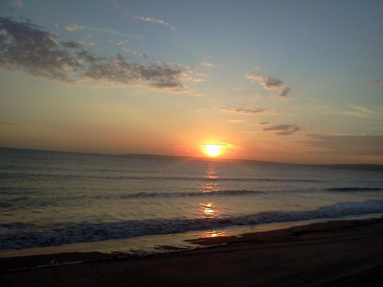 Aberavon Sunset