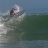 another 4ft day Saul klapping it!!, Cabo Ledo