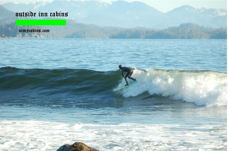 Long Beach (Tofino Airport) surf break