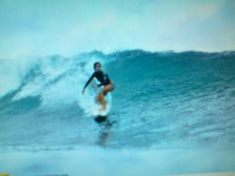 Vouliagmeni surf break