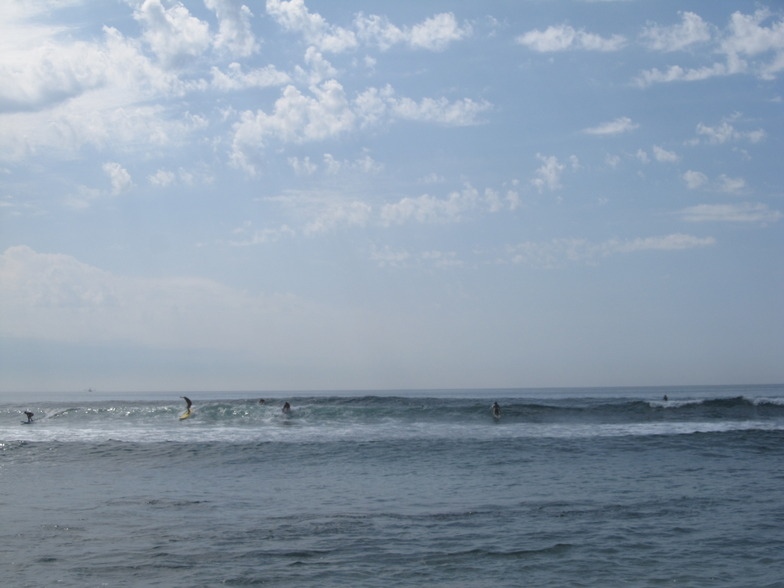 Acapulquito-Costa Azul surf break