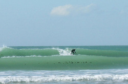 www.surfcamp-spain.com, Playa El Palmar photo