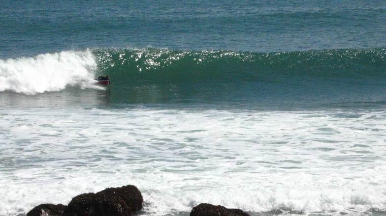 perfect realy close to Manu bay, Raglan-Manu Bay