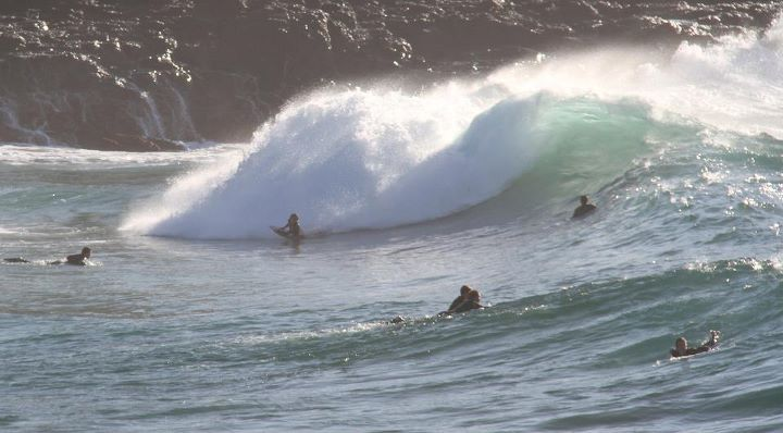 Kiama Wedge break guide