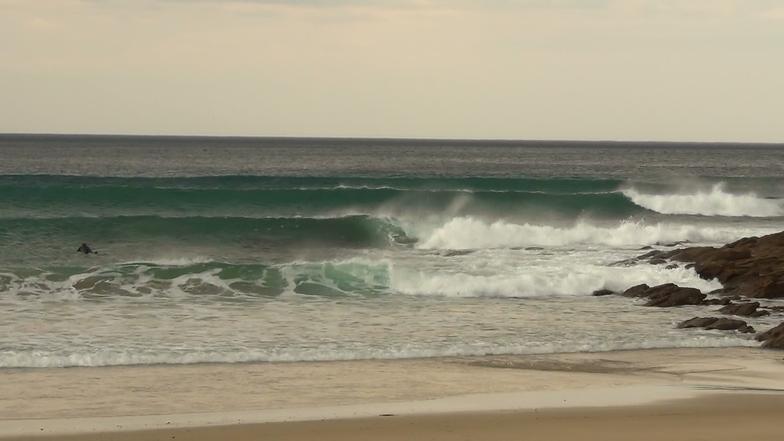 Kennet Rivermouth/Point surf break