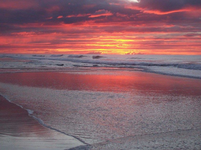 Woodside Beach (Wilsons Promontory) surf break