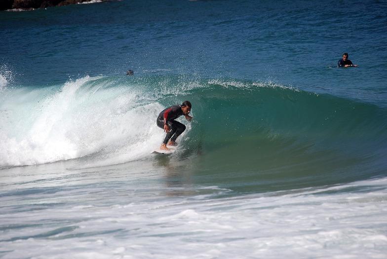 Ajo surf break