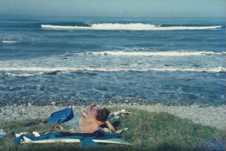 Red Island surf break