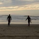 Indian Summer Surf, Ocean Beach