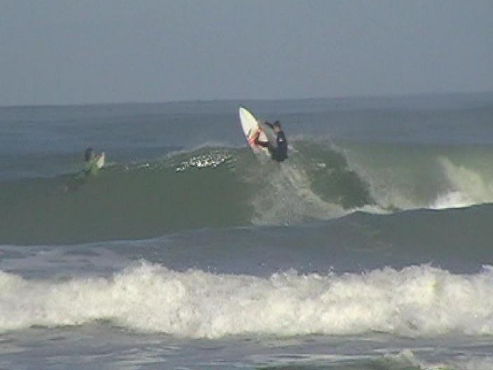 Strand (Pipe) surf break