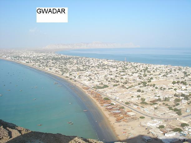 Gwadar West break guide