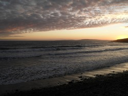 Surf Sunset, Garrettstown photo